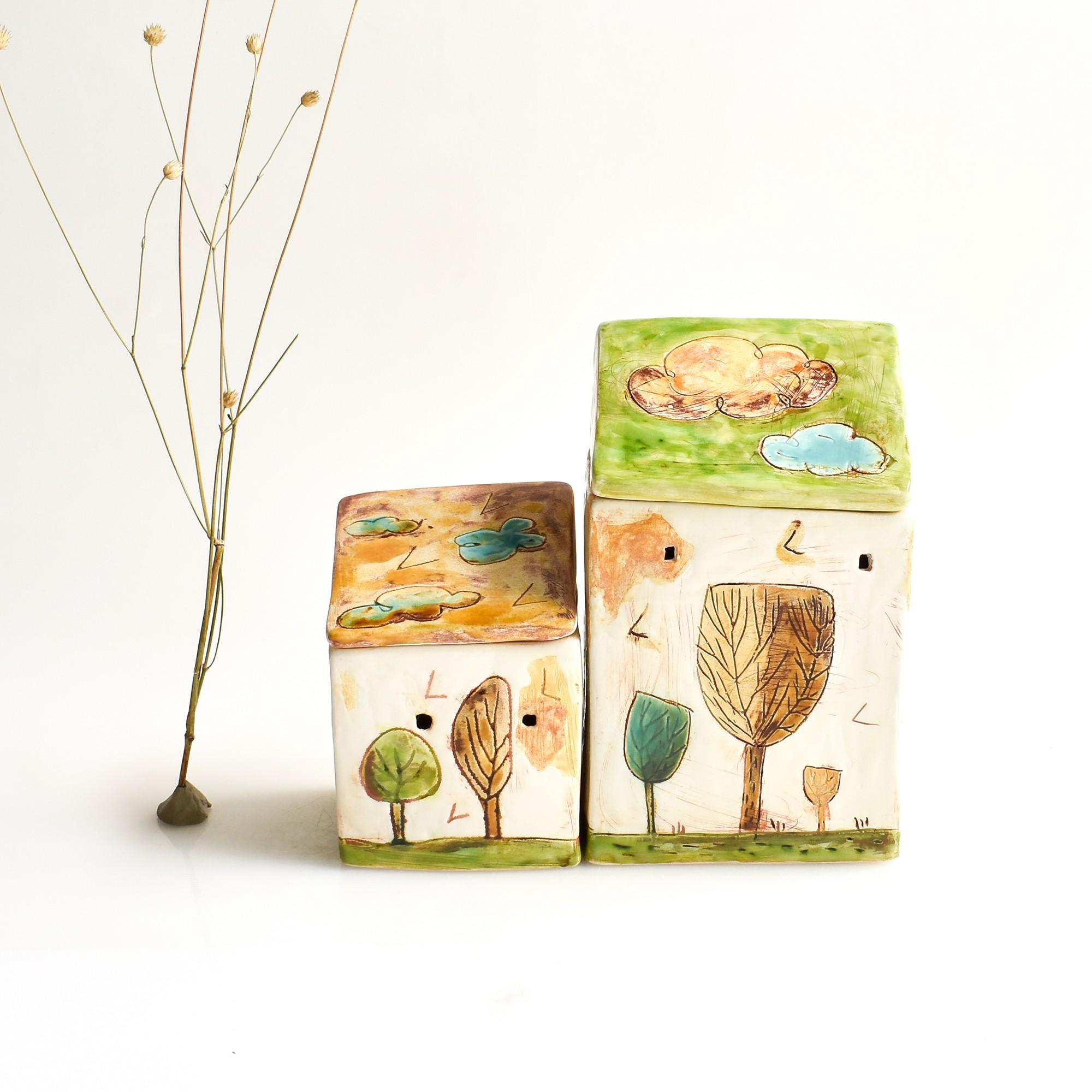 Case pădurete1
